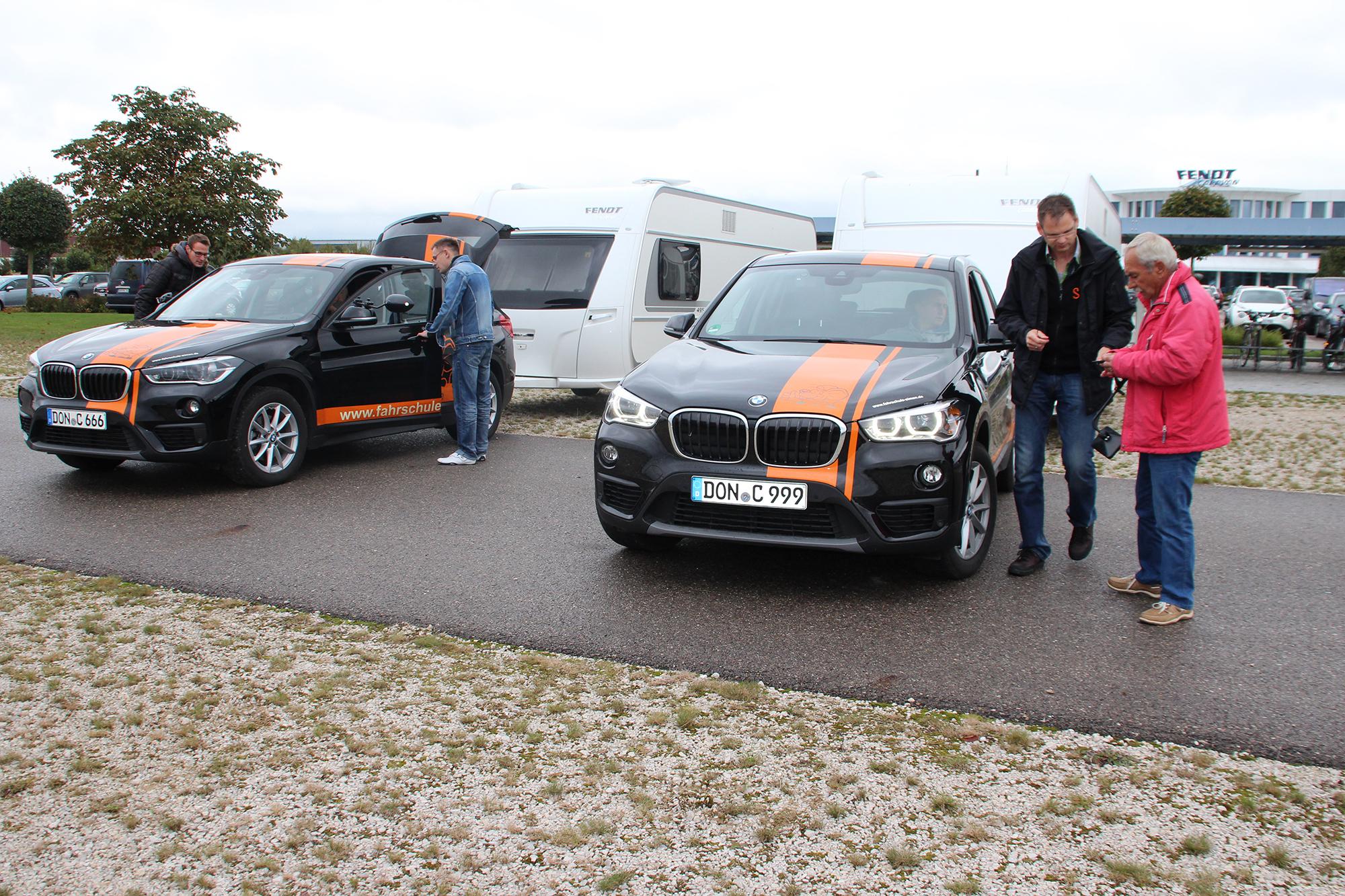 B96 bei Fendt-Caravan