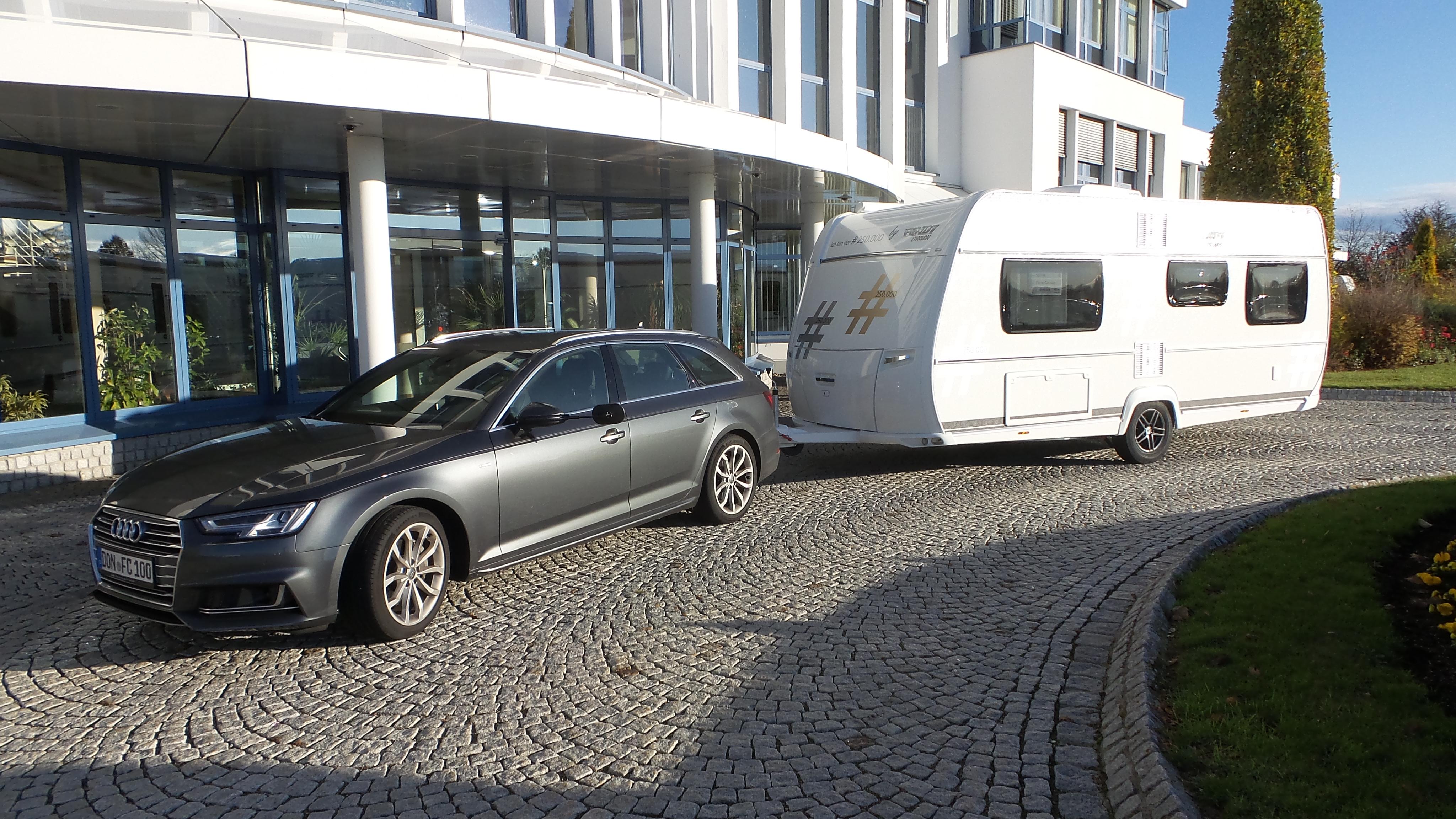 Der 250.000ste Fendt Wohnwagen