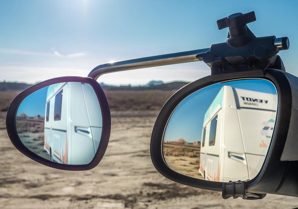 Wohnwagen Zusatzspiegel
